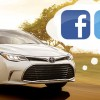 Toyota Wants Its Cars to Follow You on Social Media