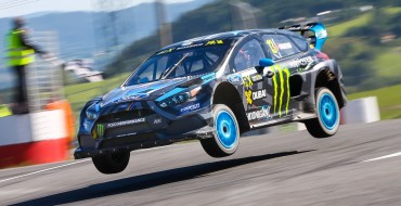 Bakkerud Pilots Ford Focus RS RX to Heavenly Victory in Hell