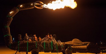 Ever Wanted to Buy a Giant, Flame-Spewing Scorpion? Now's Your Chance