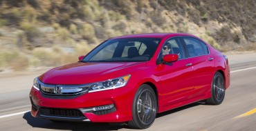 "2017 Honda Accord Sport Named Best New Sedan by ""Good Housekeeping"""