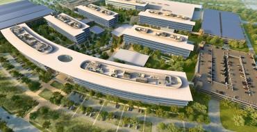 New Toyota Headquarters to Open With 7.7-Megawatt Solar Array