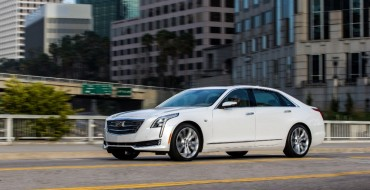 Surround Vision Camera System Adds Unique Safety Technology to Cadillac CT6