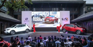 New Buick Encore Debuts in China, Priced Between RMB 139,900-189,900