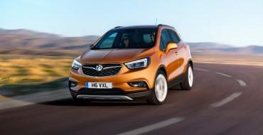 Vauxhall Prices New Mokka X, Zafira Tourer