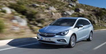 Opel Astra Picks Up Pair of Prizes from Independent Motoring