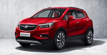 2017 Buick Encore Confirmed for June 18 Launch in China