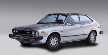Honda Accord Celebrates 40th Anniversary Today