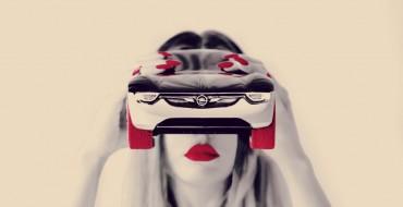 Opel GT Concept Inspires Russian Instagram Artist katia_mi