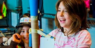 Dates for Four MiSci Spark!Lab Ford Fun Free Days Announced