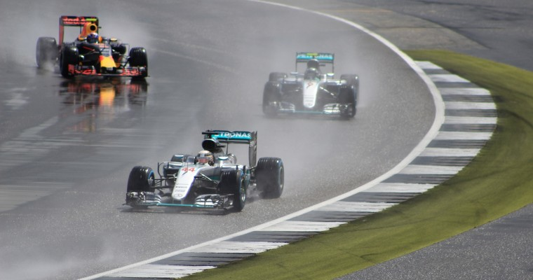 2016 British Grand Prix Recap: Rain, Boos, and More Radio Shenanigans