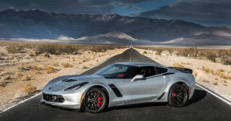 2017 Corvette Z06 Will Reportedly Come With Enhanced Cooling Capabilities