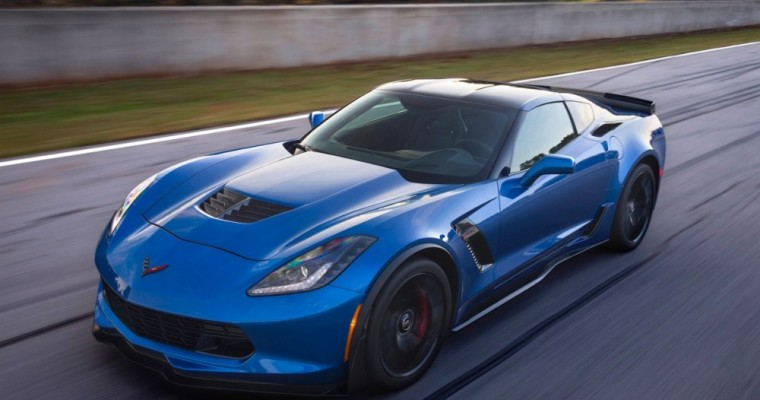 2017 Chevrolet Corvette Z06 Overview