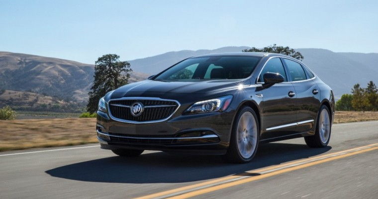 2017 Buick LaCrosse Overview