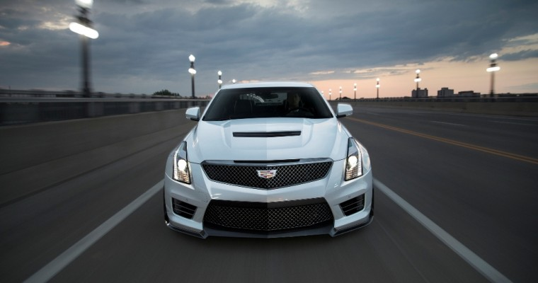 [PHOTOS] Carbon Black Sport Package Now Available for 2017 Cadillac CTS, ATS