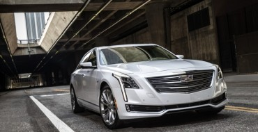 Cadillac Announces Updates for the 2017 CT6 Luxury Sedan