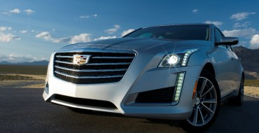 Cadillac Reveals Important Information Regarding the 2017 Cadillac CTS