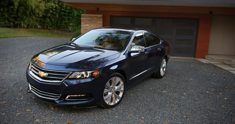 2019 Chevrolet Impala Overview