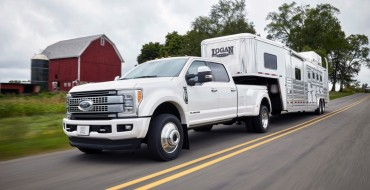 2017 Ford F-Series Super Duty Gets 48-Gallon Fuel Tank
