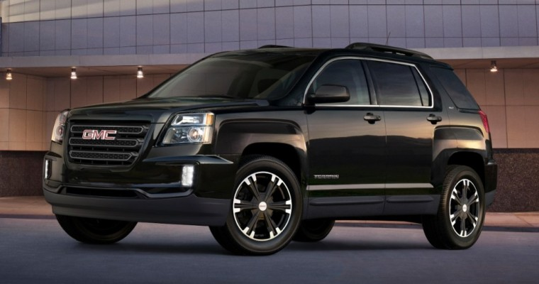 2017 GMC Terrain Overview