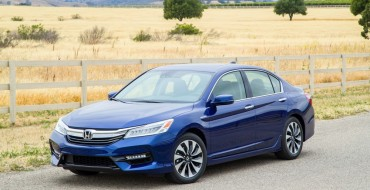 2017 Honda Accord Hybrid Overview