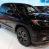 2017 Honda Ridgeline Overview