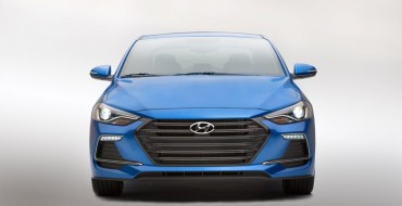 2017 Hyundai Elantra Sport to Get Stronger Engine, New Suspension