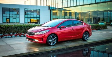 2017 Kia Forte Refresh Brings New Engine, Technology to Lineup