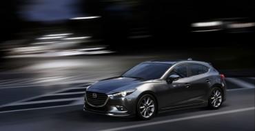 Mazda Announces 2017 Mazda3 Pricing, Trim Level Updates
