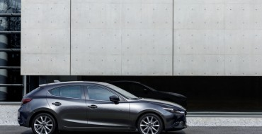 2018 Mazda3 to Have More Standard Equipment at Slight Price Bump