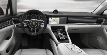 The 2017 Porsche Panamera's New Infotainment System Will Leave You Dumbfounded