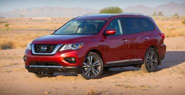 Nissan Pathfinder Awarded By KBB.com
