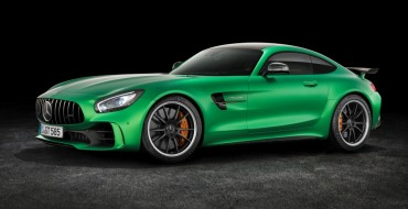 Everything You Need to Know about the 2018 Mercedes-AMG GT R