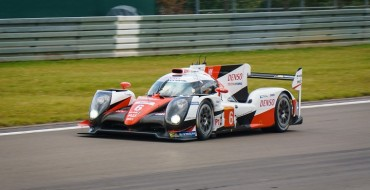 Toyota Optimistic About WEC Despite Nürburgring Struggles