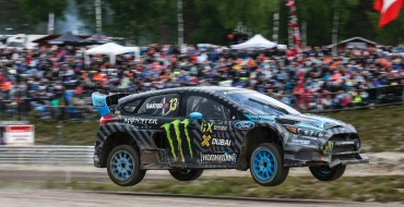 Andreas Bakkerud Wins Second Straight FIA WRC Race