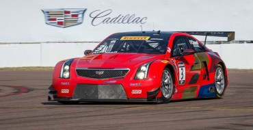 Cadillac Racing Drivers Hope for a Big Weekend at Mid-Ohio