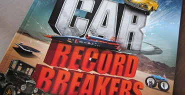 Book Review: 'Car Record Breakers: Fastest! Biggest! Most Extravagant!' by Paul Virr