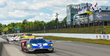 No. 67 Ford GT Gets Second Straight Win at Canadian Tire Motorsport Park