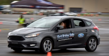 Ford Driving Skills for Life Stops in San Diego for Leadership Conference
