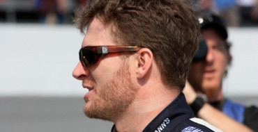 Chevy Racecar Driver Dale Earnhardt Jr. to Miss NASCAR Race Due to Concussion