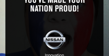 Skip The Face Paint Mess With This Nissan App