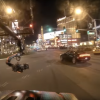 Behind-the-Scenes 'Jason Bourne' Footage Shows Car Chase on the Vegas Strip [VIDEO]