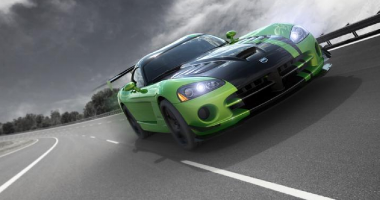 Dodge Viper 25th Anniversary Limited-Edition Models Sell Out Fast