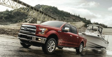 Second-Gen 3.5-Liter EcoBoost, 10-Speed Automatic Give 2017 F-150 Best-in-Class Torque