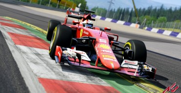 Ferrari SF15-T Formula One Car Soon Available in Your Home