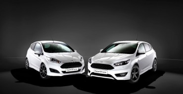 Ford Launches ST-Line Variants for Fiesta, Focus in Europe