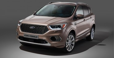 Production Version of Ford Kuga Vignale Revealed