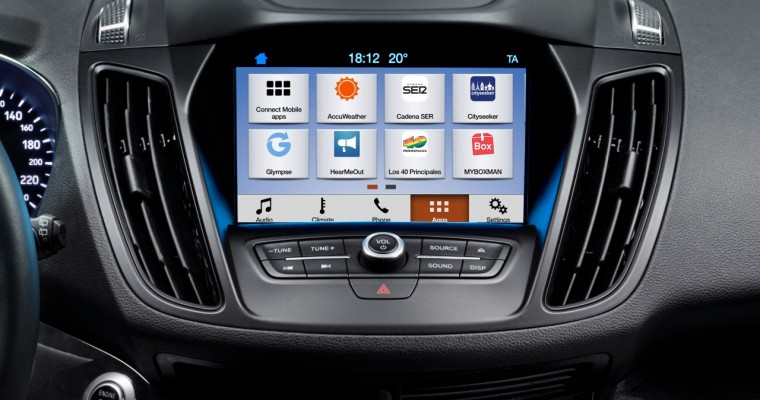 Apple CarPlay and Android Auto Coming to Ford in 2017 Model Year