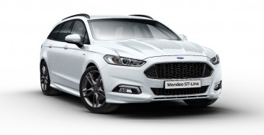 Ford Mondeo ST-Line Revealed at Goodwood Festival of Speed