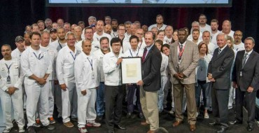 HondaJet Receives Production Certificate from FAA
