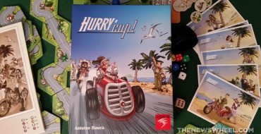 Hurry'Cup! Review: A Fast-Paced, Family Racing Game